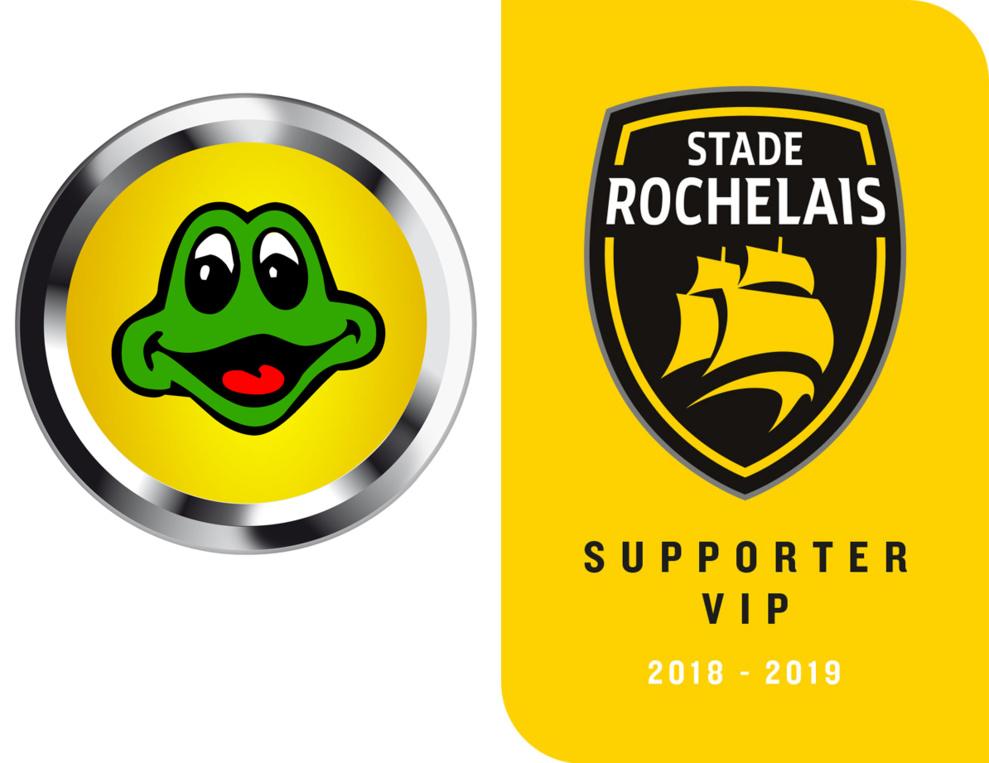 LeMaraisPoitevin.fr supporter VIP du Stade Rochelais
