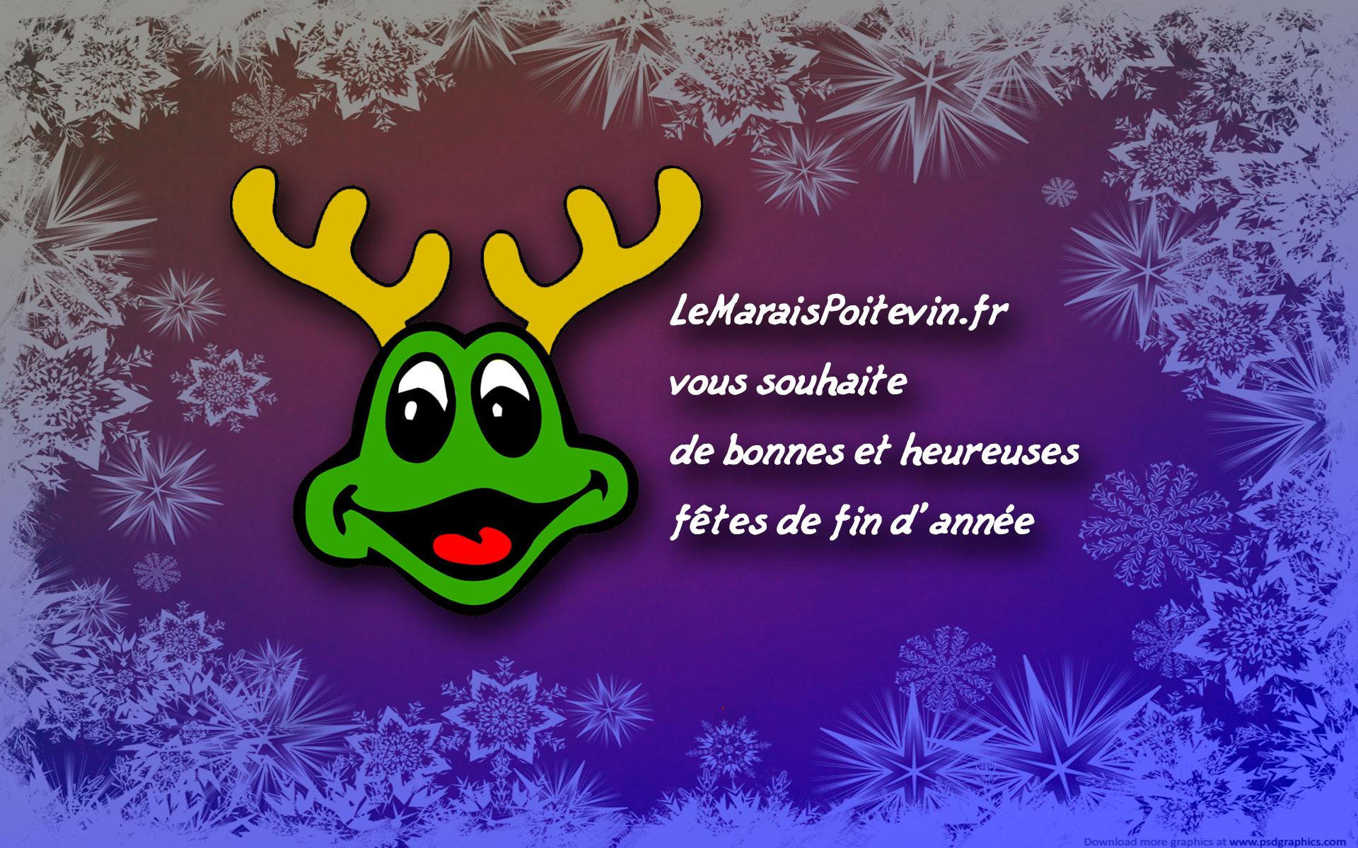Bonnes fêtes :)
