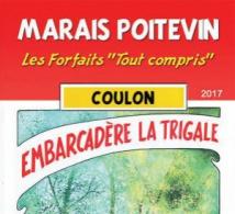 Plaquette Marais Poitevin 2017